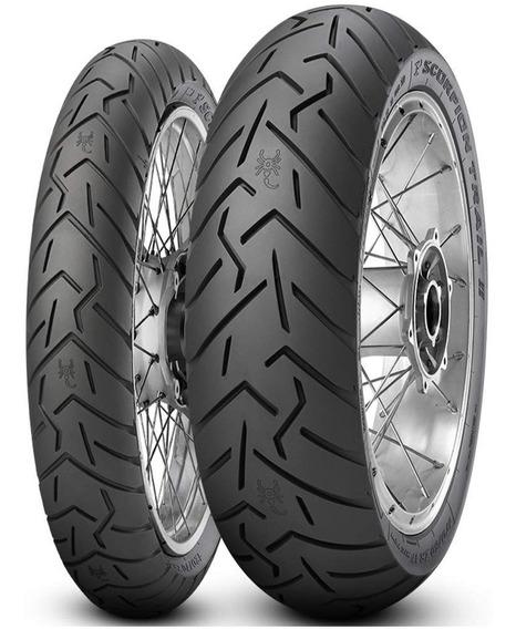 Par Pneu 90/90-21 + 150/70r18 Tl Scorpion Trail 2 Pirelli