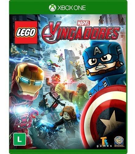 Lego Marvel Vingadores Xbox One Mídia Digital + 1 Jogo