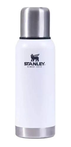 Termo Stanley Adventure Polar De 1 Litro Con Tapon Cebador