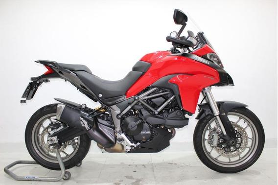 Ducati Multistrada 950 Abs 2018 Vermelha