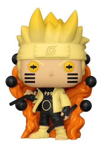 Imagem 1 de 4 de Boneco Funko Pop Shippuden Naruto Sábio Dos 6 Caminhos 932