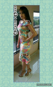 Vestido Feminino Evangelico