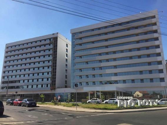 Sala Comercial Para Venda, Cabral, 1 Dormitório, 1 Banheiro, 1 Vaga - 884