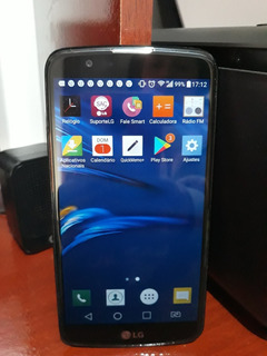 Smartphone Lg K10 4g K430 Tv 16gb Semi Novo