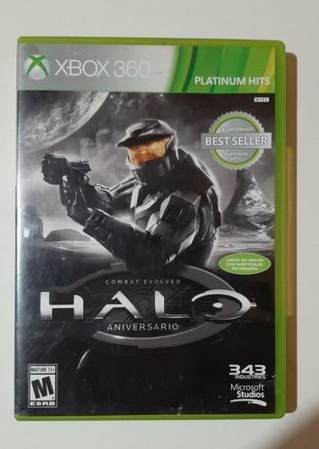 Halo Aniversario - Leer Descrip. - Xbox 360 Lenny Star Games