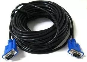 Cable De Video Vga A Vga 10m Para Pc Tv Video Beam Laptop