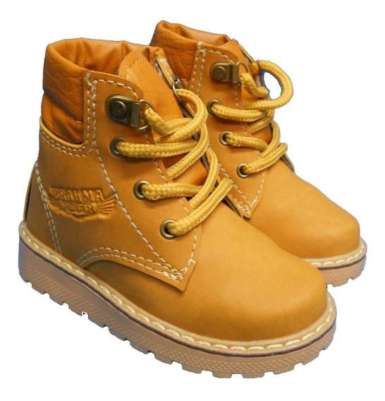 Botas Zapato Para Niño Tallas 19-26 Fabricacion Colombiana