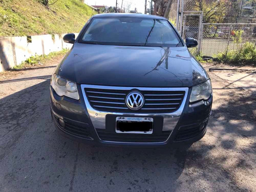 Volkswagen Passat 3.2 V6 Fsi Highline Wood 2007 Blindado