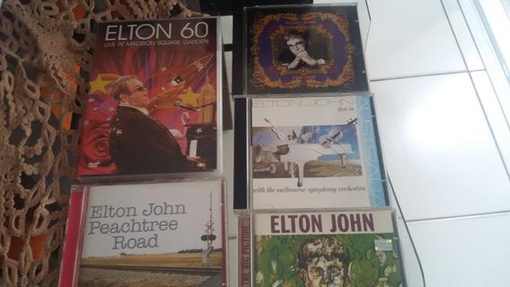Elton John Dvd+cd