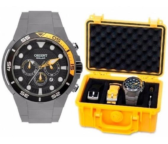 Relógio Orient Masculino Mbttc014 P1gx