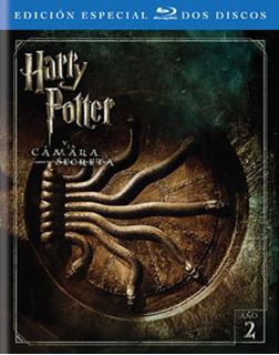 Blu-ray - Harry Potter Y La Camara Secreta - 2 Discos