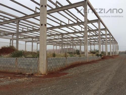 Barracão Comercial Para Locação, Centro, Iracemápolis. - Ba0017