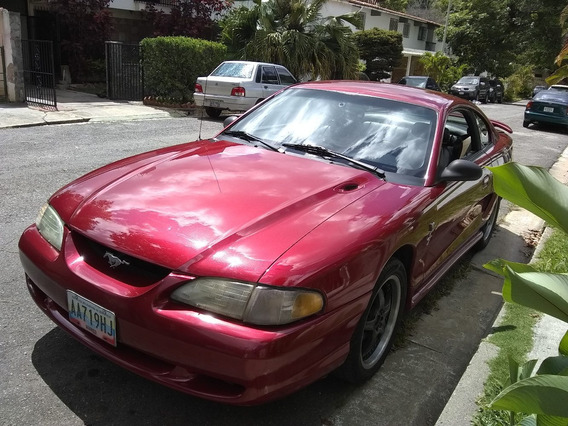 Mustang Gt 1997 Automatico