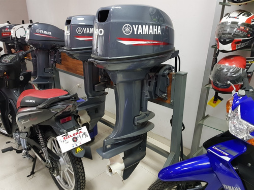 Motor Yamaha 40 Hp Xwtl (con Power) Entrega Inmediata!!!