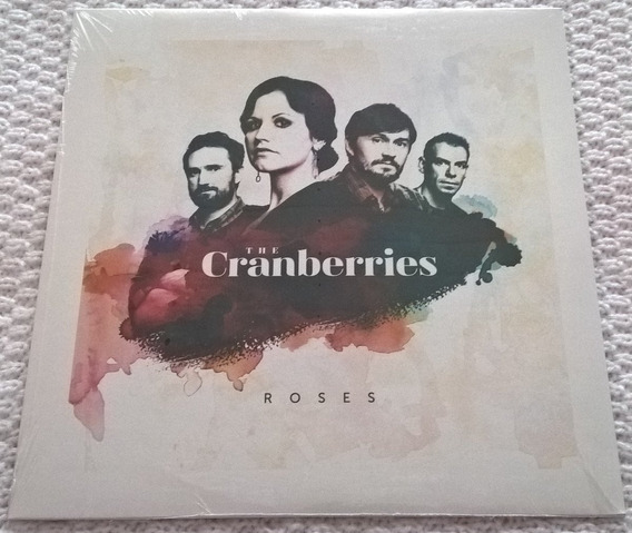 Lp Vinil The Cranberries Roses Lacrado Pronta Entrega