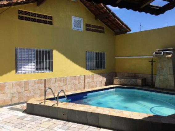 Casa No Jardim Palmeiras Lado Praia - Itanhaém 5072   P.c.x