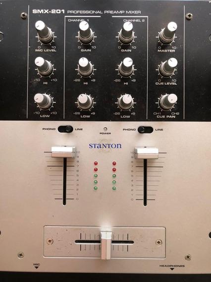 Mixer Stanton Smx 201