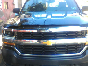 Chevrolet Silverado 5.4 2500 Cab Ext Ls V8 4x2 At 2017