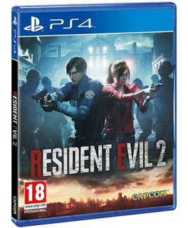 Resident Evil 2 Ps4 Disco Fisico /nuevo /best Games