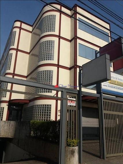 Sala Comercial Para Locação, Centro, Osasco - Sa0229. - Sa0229