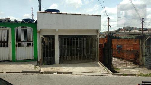 Casa Com 3 Dormitórios À Venda, 100 M² Por R$ 234.000,00 - Vila Magini - Mauá/sp - Ca0329