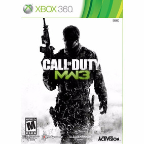 Call Of Duty Modern Warfare 3 Original Mídia Física Lacrado