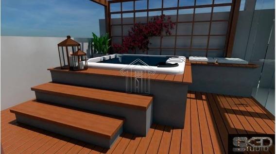Apartamento Sem Condomínio Cobertura Para Venda No Bairro Vila Pires - 10651gt