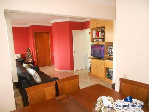 Imagem 1 de 15 de Apartamento Com 4 Dormitórios À Venda, 118 M² Por R$ 1.300.000,00 - Vila Mariana - São Paulo/sp - Ap3837