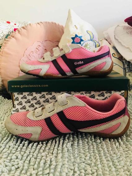 Zapatillas Gola De Mujer Edición Limitada