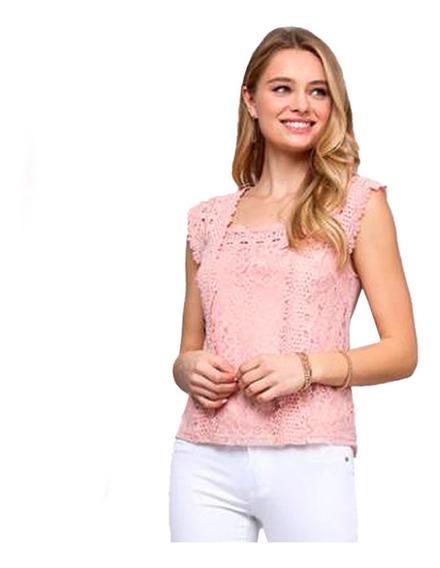 Blusas Dama De Vestir Modernas Elegante Mujer Blusa Moda /d