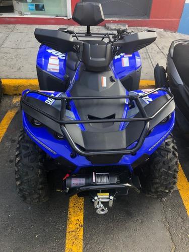 Cuatrimoto 400cc 4x4 Garantía Marca Linhai