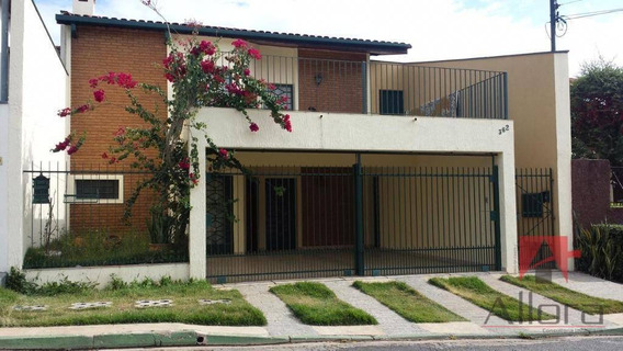 Sobrado Com 4 Dormitórios Para Alugar, 300 M² - Jardim Europa - Bragança Paulista/sp - So0947