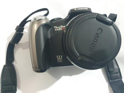 Camera Canon Sx 20, 12 Mg Pixels