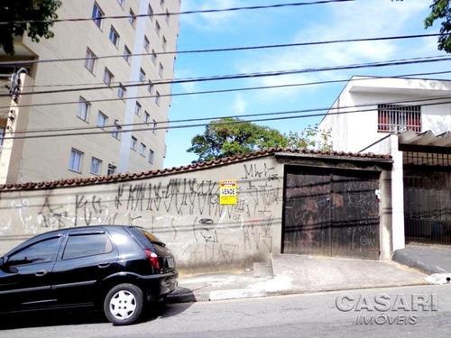 Imagem 1 de 1 de Terreno Residencial À Venda, Vila Luiz Casa, São Bernardo Do Campo - Te3727. - Te3727