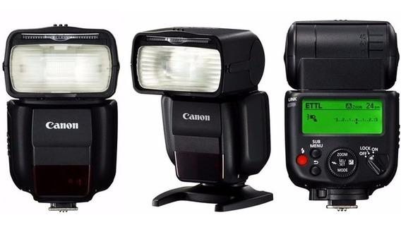 Flash Canon Speedylite 430 Ex Iii Na Caixa Promoção
