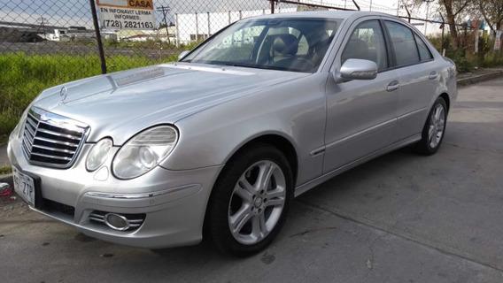 Mercedes-benz Clase E E 500 Blindado