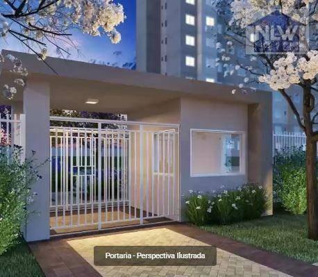 Apartamento Com 1 Dormitório À Venda, 32 M² Por R$ 161.650,00 - Jardim Planalto - São Paulo/sp - Ap2150