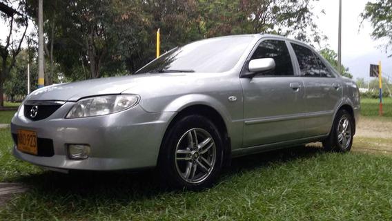 Mazda Allegro Seda