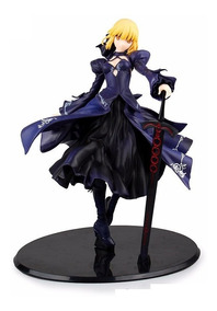 Figure Action Bishoujo Dark Saber Fate / Stay Night