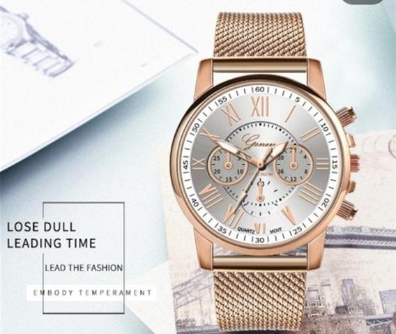 Relógio Feminino Promoção + Brinde