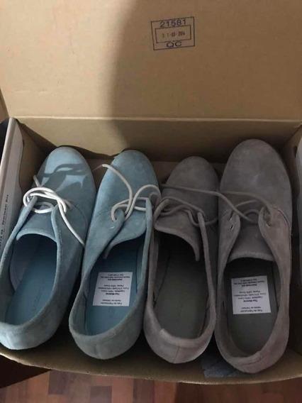 Zapatos Mujer Lacoste Talle 37 Oportunidad Precio X 2 Pares