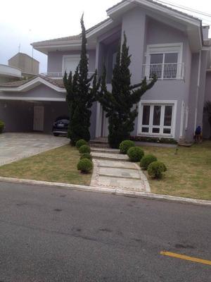 Casa Com 4 Dormitórios Para Alugar, 455 M² Por R$ 6.700/mês - Residencial Morada Dos Lagos - Barueri/sp - Ca0072