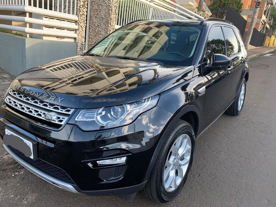Land Rover Discovery Sport 2017 Td4 Hse