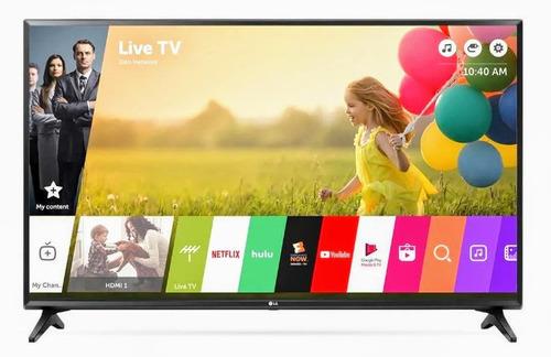 Smart Tv LG 43lj5500 Led Hd 43 Entrega Disp Ya !