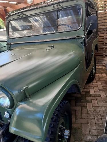 Imagem 1 de 6 de Ford Willy  Jeep