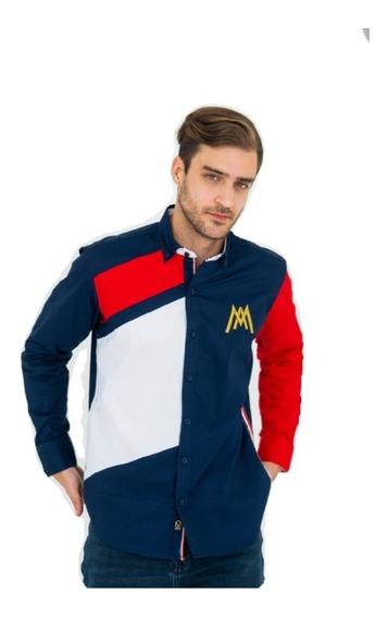 Camisa Muletta Caballero Estilo Ponce