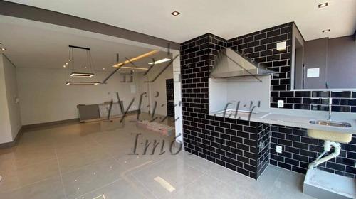 Ref 5344 Apartamento No Bairro Do Vila Yara - Osasco Sp - 5344