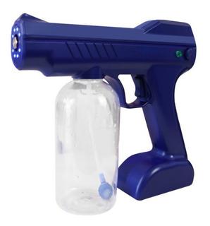 Pistola Desinfectante Sanitizante Inalámbrica Recargable Uv