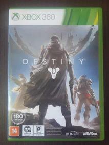 Jogo Usado Destiny - Xbox 360 (mídia Física)