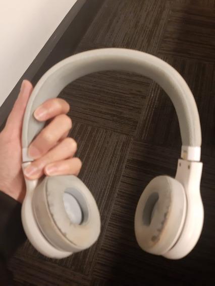 Fone De Ouvido Bluetooth On-ear Jbl E45bt Original Branco